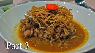 How To Cook Thai Egg Noodles With Chicken Curry Sauce