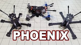 GEPRC Phoenix Micro Drone Frame Review 🏁