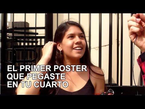 El primer poster que pegaste en tu cuarto. USIL 2015