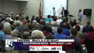 FRACKING ... What Is It All About ?