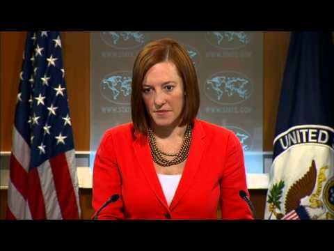 Daily Press Briefing: March 6, 2014