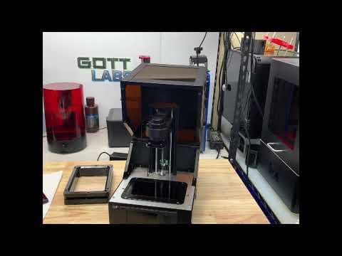 Monoprice Mini LCD SLA Resin Printer- a Closer Look