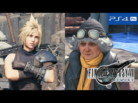 FINAL FANTASY 7 REMAKE Ending & Final Boss Fight from YouTube · Duration:  1 hour 6 seconds