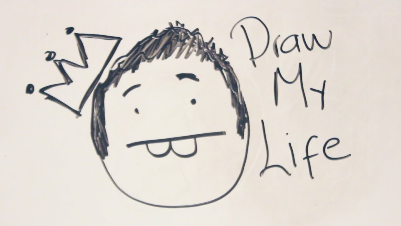 Draw My Life - Ami Rodriguez - YouTube