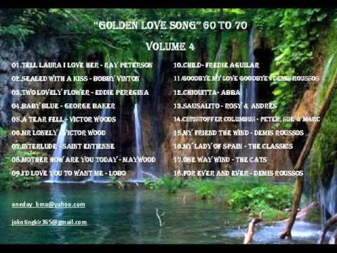 GOLDEN LOVE SONG 60 TO 70 VOLUME 4