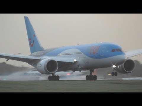 Early Morning Rush - Plane Spotting at London Stansted Airport | 12-10-17