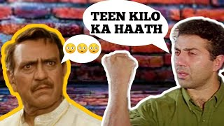 Famous Dialogues of Bollywood Movies, Funny Dubbed by Naveedji.