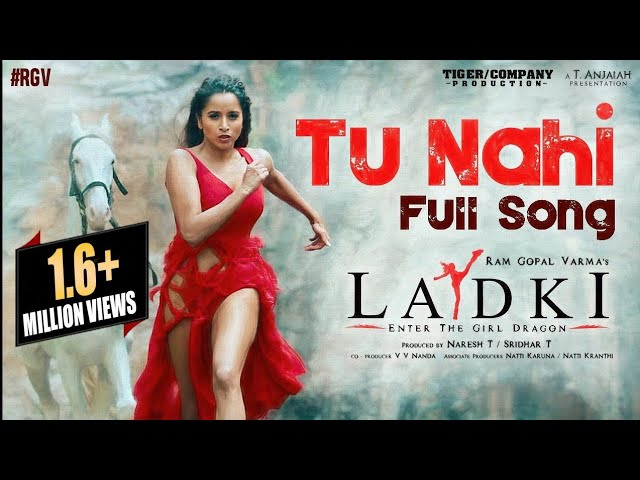 Tu Nahi Full Song With 8D Mix | Ladki | India's First Martial Arts Film | Pooja Bhalekar | #RGV