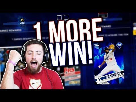 1 Win From 12-0! Win or Choke?! MLB The Show 17 | Battle Royale
