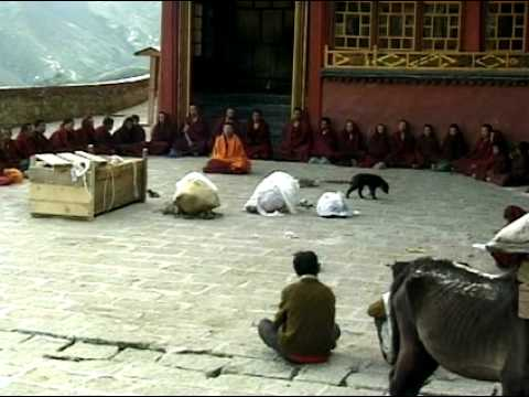 Sky Burial: Tibetan Burial Ritual
