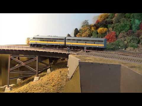 New York Ontario and Western Railway Circa 1950 in HO Scale Vol 1