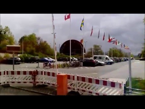 Trip from Switzerland to France CERN Visit Tour 2016