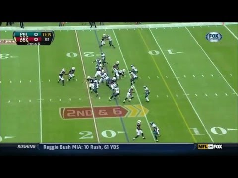 Nnamdi Asomugha vs Larry Fitzgerald Week 3 2012