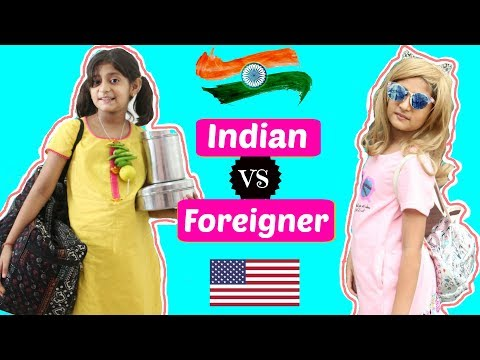 indian-vs-foreigner-...-|-#travel-#roleplay-#sketch-#fun-#shrutiarjunanand-#mymissanand