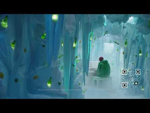 QRrabbit - Sprite  #WannaSprite Lil Yachty Ice cave singing a song - QRcoded commercial