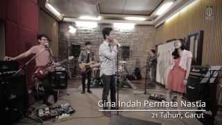 Gambar cover d'Masiv Feat. Gina - Natural (Studio Live Jamming)