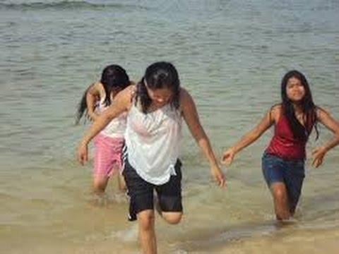 Hot Indian Village Aunts Enjoying Sun Bath In Digha Sea Beach