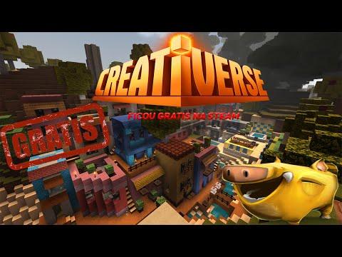 Creativerse - GRATIS na steam