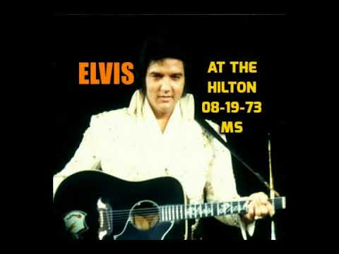 Elvis Presley-At The Hilton-Aug.19th,1973 midnight show complete