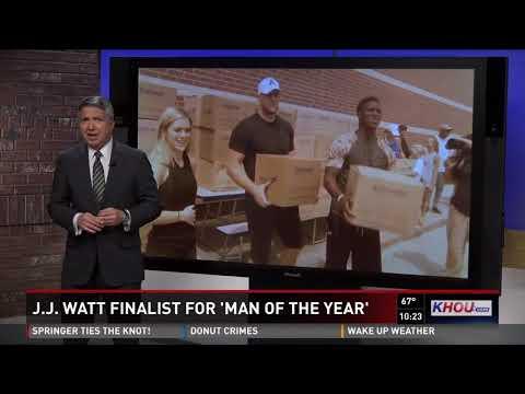 JJ Watt named finalist for Walter Payton NFL