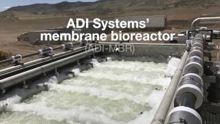 Membrane Bioreactor (MBR) Wastewater Treatment