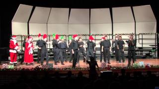 Jingle Bell Rock -  Concert Choir Men