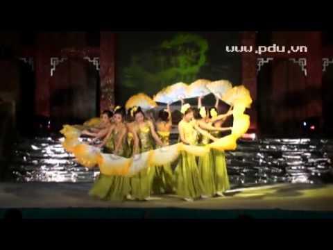 YouTube   Múa  Quạt Việt