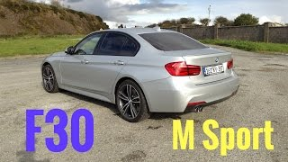 What's the 2016 BMW 320d like to drive? - Stavros969 4K