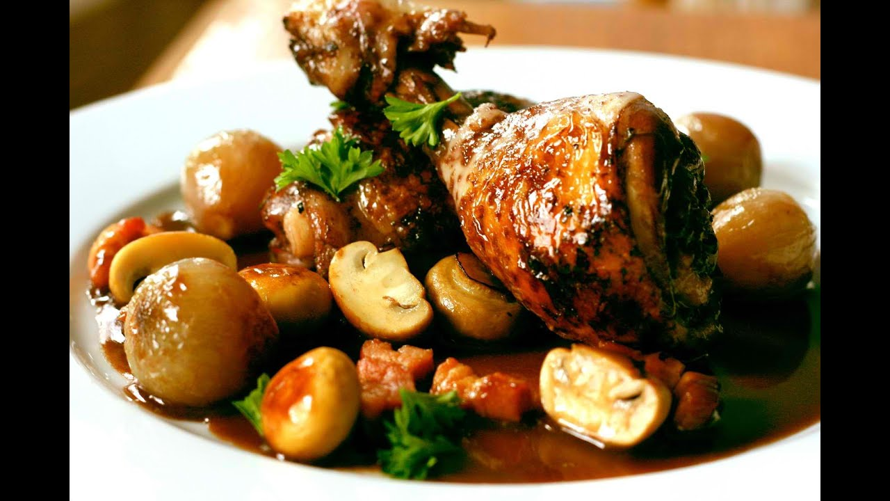 Perfect Healthy Coq au Vin recipes - Easy Chicken Recipes | Dinner ...