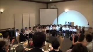 舞先生結婚式当日 サプライズ出演