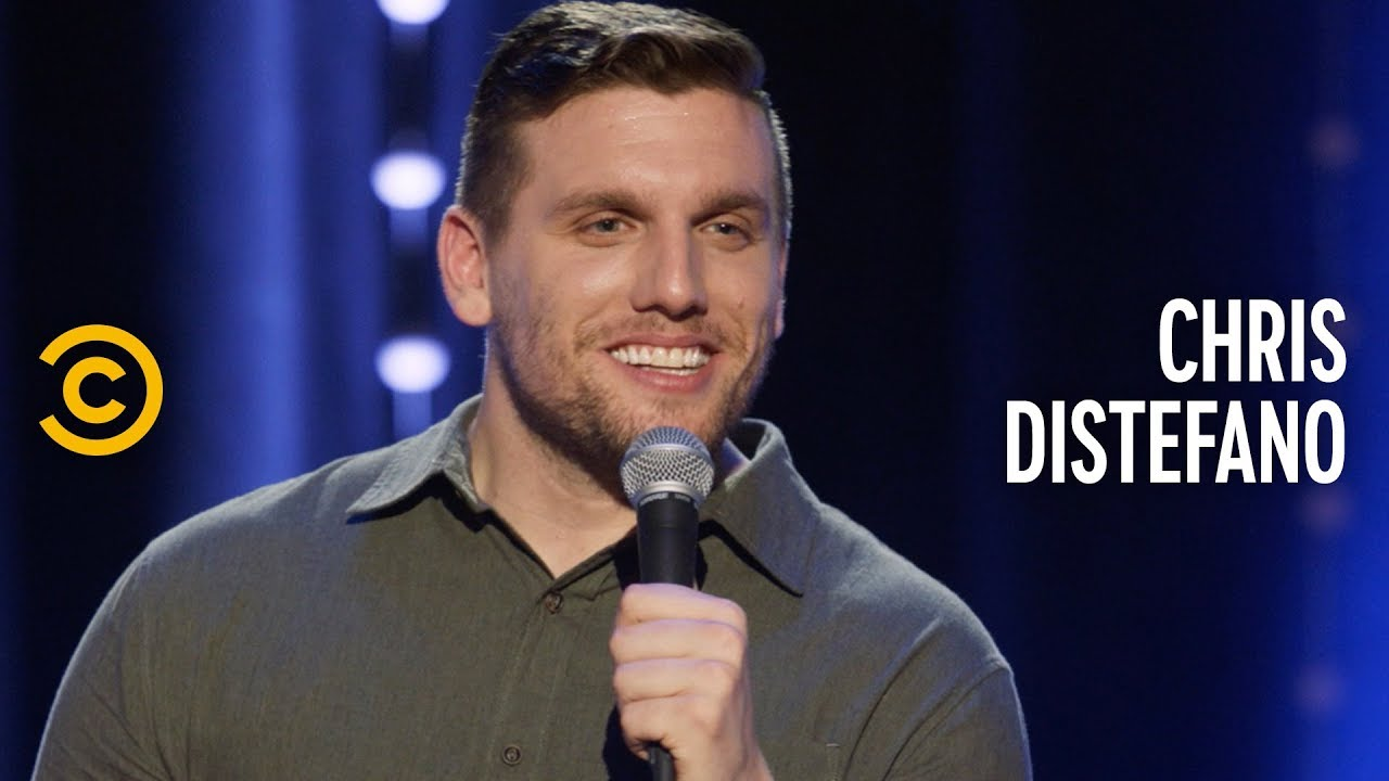stand up comedy a fogyásról