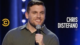 When Chris Distefano's Mafioso Grandpa Fought in WWII