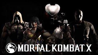 Mortal Kombat X: Tremor, Tanya, Predator, & Jason Reveal! (Kombat Pack)