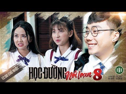 PHIM CẤP 3 - Phần 8 : Tập 07 | Phim Học Sinh Hài Hước 2018 | Ginô Tống, Kim Chi, Lục Anh