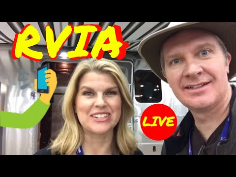 Live Chat 💭 at RVIA 2017!