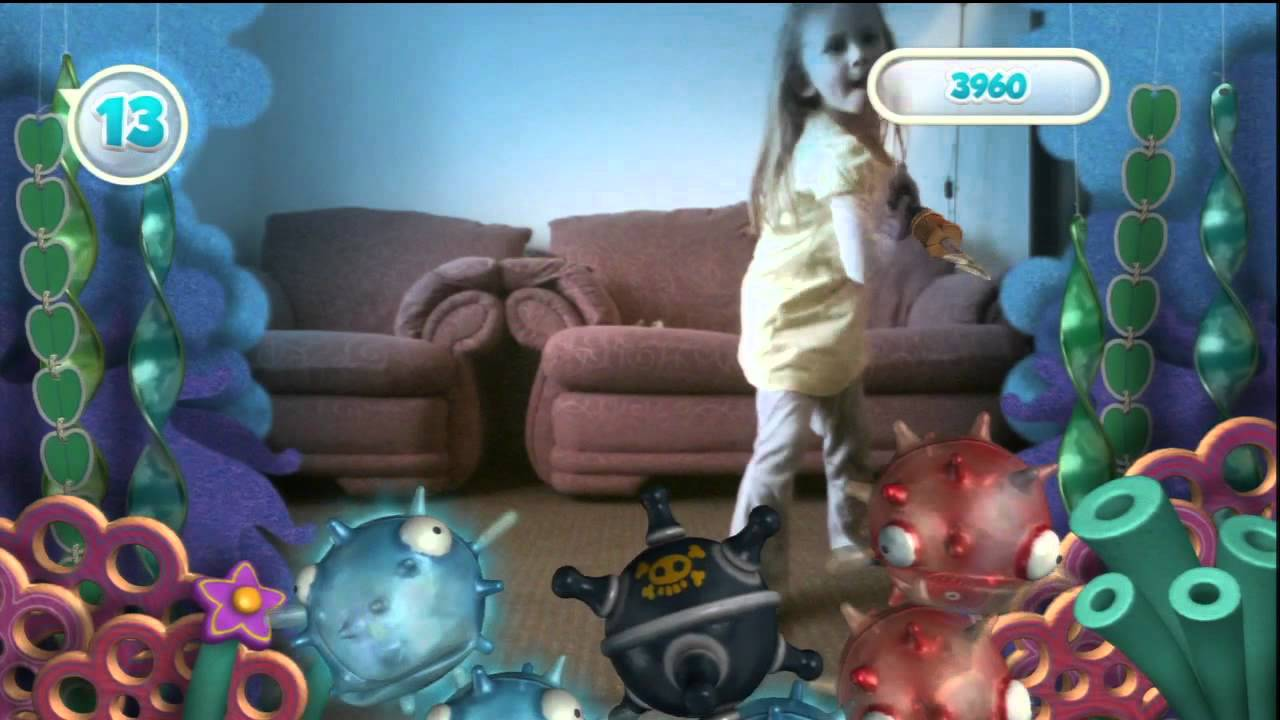A Game That Starts With A Ps3 : Start the party ps move gameplay youtube