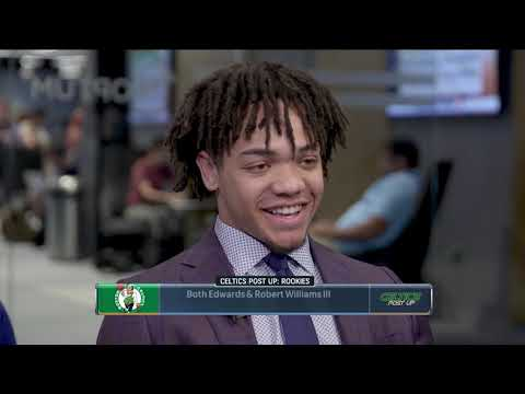 Get to know your rookie: Carsen Edwards