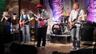 "Eddy ""The Chief"" Clearwater - All Your Love @ Hapa Haole - Mülheim an der Ruhr - 2014.04.04"