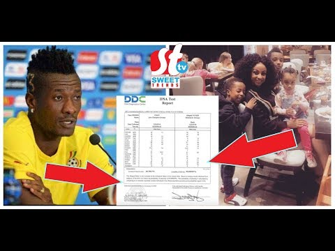 BREAKING! ASAMOAH GYAN'S DNA TEST RESULTS ARE OUT - ALL 3 KIDS DECLARED Mp3
