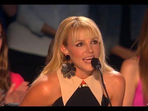 Britney Spears Mispronounces Ke$ha during X-Factor Final 12 episode!