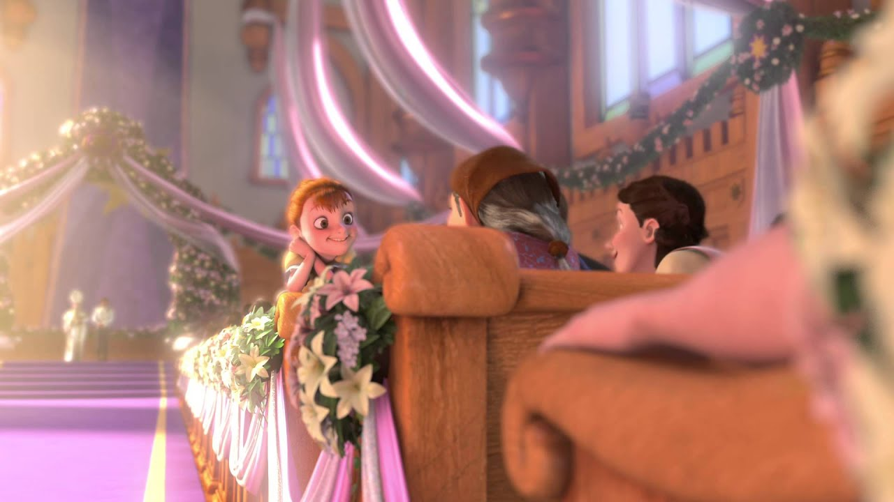 Tangled Ever After   Trailer   YouTube. Tangled Wedding Ring. Home Design Ideas