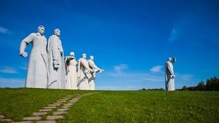 видео Мемориал 28 Героям-панфиловцам
