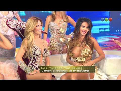 Las modelos con Susana - Susana Giménez thumbnail