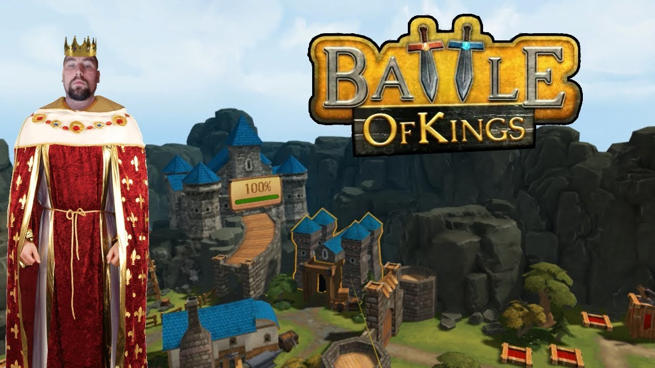 Battle of Kings VR Game