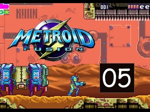 Metroid Fusion - Part 5 - Sector 3 (PYR) - (GBA)