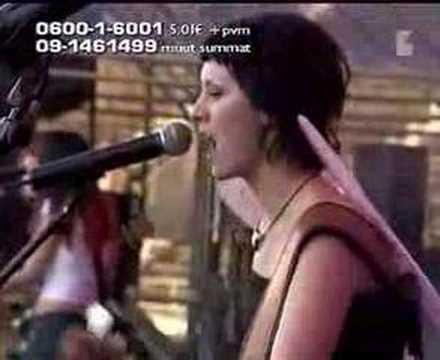 Tiktak - Satuprinsessa (Live)