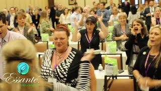 What is Essante Organics Great Green Event - Free Semi-Anual Conference?