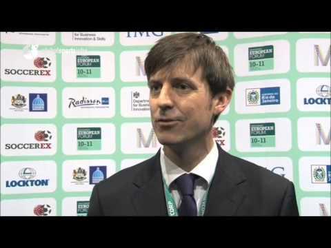Geoff Pearson, Director of Studies (MBA Football Industries), University of Liverpool