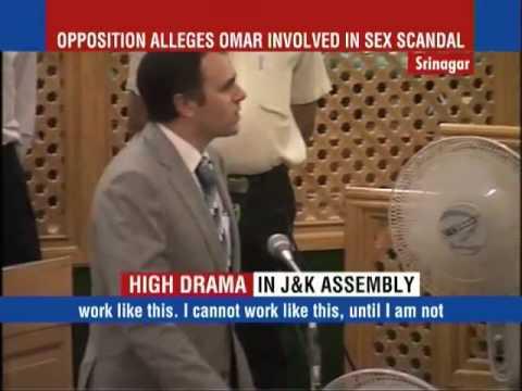 Omar Abdullah says 'I quit'
