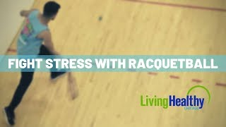 The Healthy Habit Of Racquetball | Living Healthy Chicago
